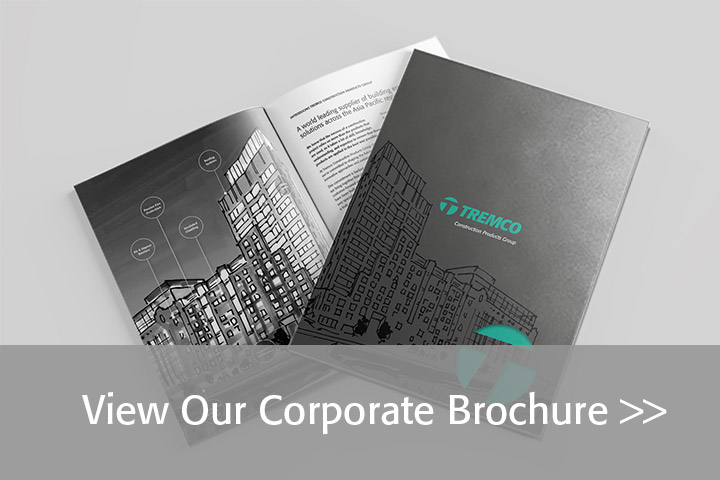 view Tremco Construction Products Group Asia Pacific corporate brochure